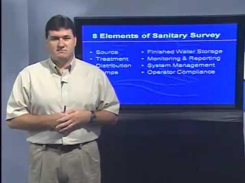 3. Sanitary Surveys 1 of 2 - Shawn Stewart