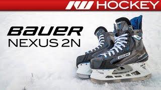 Bauer Nexus 2N Skate // On-Ice Review