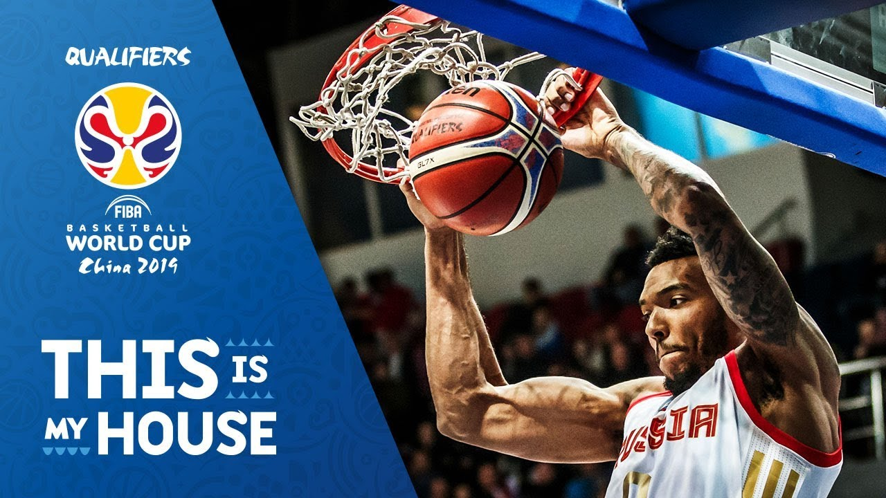 Russia's Best Plays of the FIBA Basketball World Cup 2019