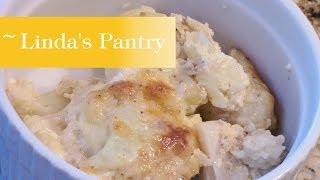 ~low Carb Thanksgiving Side Dish With Linda's Pantry~