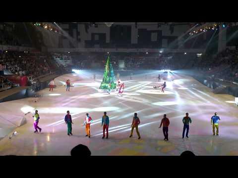 Финальный танец - Ледовое шоу Авербуха