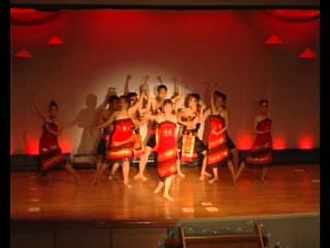 Central Highlands Dance - VPY09, Vietnam Night