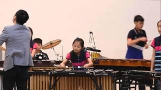 104學年度全國學生音樂比賽中區決賽大元國小第一首曲目:失落的宮殿