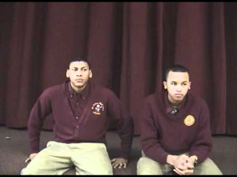 Interview With St. Anthony Basketball Players Kyle Anderson and Jerome Frink