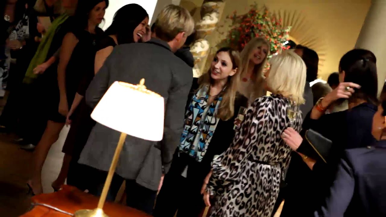 Baker Furniture October 2017 High Point Market Preview Party You