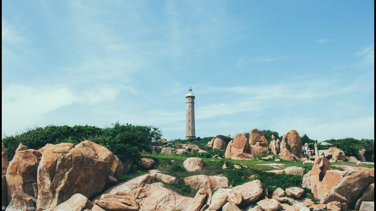 Lần đầu ghé thăm Hải Đăng Kê Gà – Hàm Thuận Nam – Bình Thuận Tuyệt đẹp | Ẩm Thực Bốn Phương