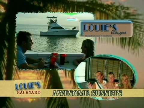 Winter Texan TV / Louie's Backyard / South Padre Island ...