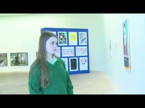 A Design for Life   St  Angela's TY students 2018
