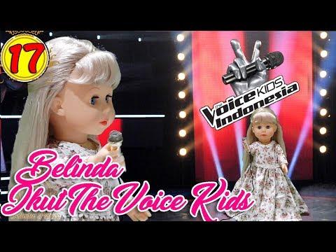 #17 Belinda Ikutan The Voice Kids Indonesia - Boneka Walking Doll Cantik Lucu -7L | Belinda Palace