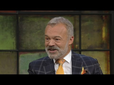 Graham Norton on his career at the BBC | The Late Late Show | RTÉ One