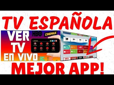Ver TV ESPAÑA GRATIS DESDE TU MÓVIL ANDROID SIN ANUCIOS Y SUPER RÁPIDO