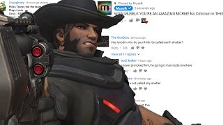 [Overwatch] Comment Section McCree!