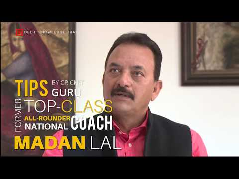 Part 1 | How to become a Cricketer | By Madan Lal
