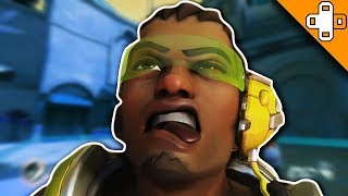 LOL LUCIO! -  Overwatch Funny & Epic Moments 246 - Highlights Montage