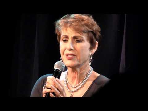 Amanda McBroom- Sings To Barbara Cook On Her 88th Birthday.