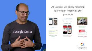 Why Google? - How Google does Machine Learning from Google Cloud #3