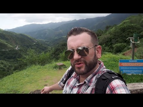 The Philippines-Santa Fe-Dalton's Pass-Forest Park-Sierra Madres