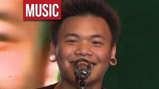 """AJ Rafael - """"Without You"""" Live at OPM Means 2013!"""