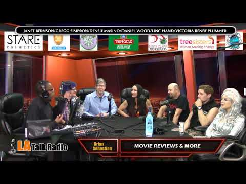 Movie Reviews & More with Brian Sebastian on LA Talk Radio Show #17 October 31, 2017