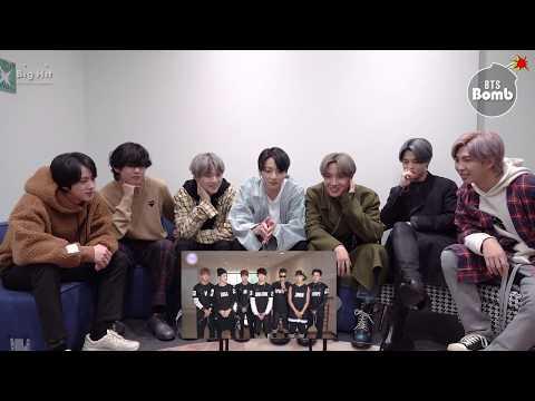 [BANGTAN BOMB] BTS reacts to BTS debut+5 Days  - BTS (방탄소년단)