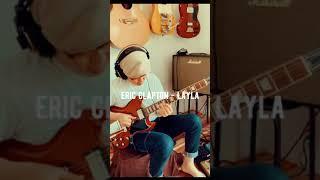 #shorts#blues#ブルース    Eric Clapton - Layla 熱いスライドギター弾いてみた🔥🔥🔥 Yuki8spice
