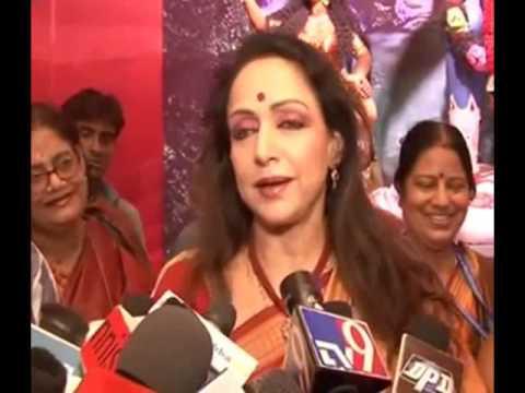 Hema Malini Prayer To Durga Maa For Narendra Modi Becomes The Prime Minister of India