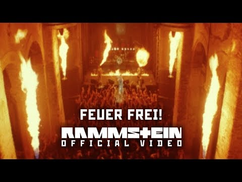 Rammstein - Feuer Frei! (Official Video)
