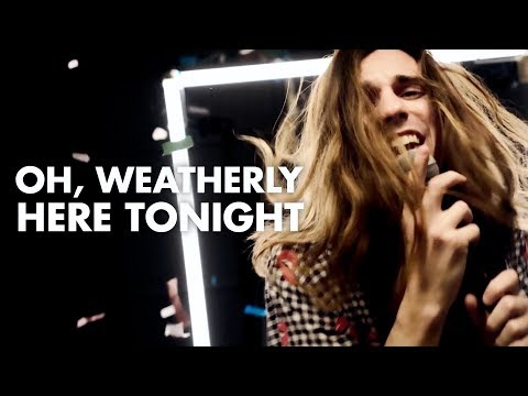 Oh, Weatherly - Here Tonight (Official Music Video)