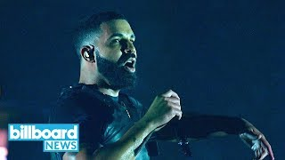 Drake Booed Off Stage at Camp Flog Gnaw - Do You Think It Was Justified?! | Billboard News