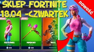 FORTNITE 18.04 STORE-NEW EASTER SKIN-Pastel, popsanal, Mach, spring Party