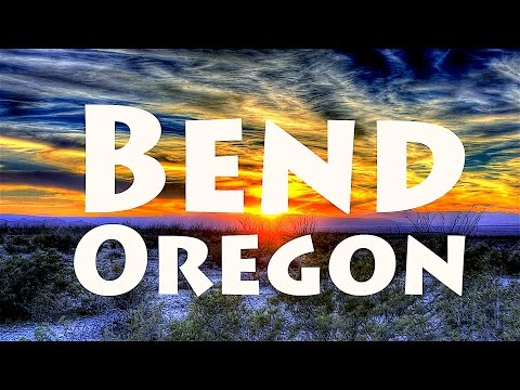 Visit Bend Oregon