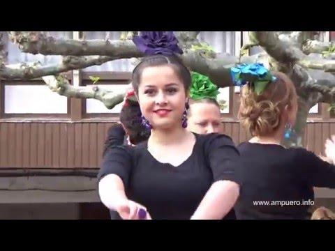 Bailes Feria de Abril 2016 en Ampuero