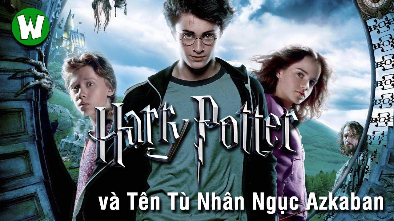 Harry Potter và Hành Trình Phá Hủy Trường Sinh Linh Giá (Part 3)