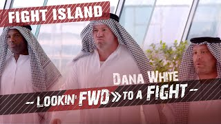 Dana White: Lookin' FWD to a Fight - Return to Fight Island