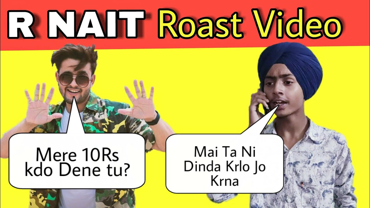 Naan | R Nait | Latest Punjabi Songs Conversation | Harshdeep Singh