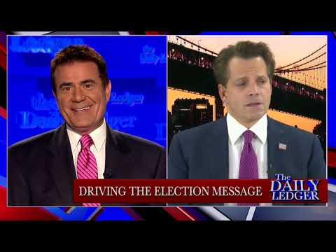 Fmr  White House Communications Director Anthony Scaramucci on the Trump Presidency