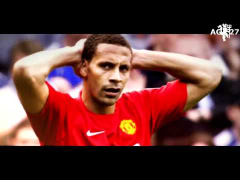 Rio Ferdinand▼Best Defender of his Generation▲2003 - 2014 Manchester United [HD]