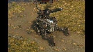 IRON HARVEST  - New ALPHA 3 Development Gameplay - Upcoming RTS Mech War Game 2020