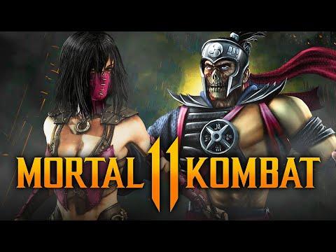 "Mortal Kombat 11 - Ed Boon Says MK11 ""Ain't Done"" YET! |"