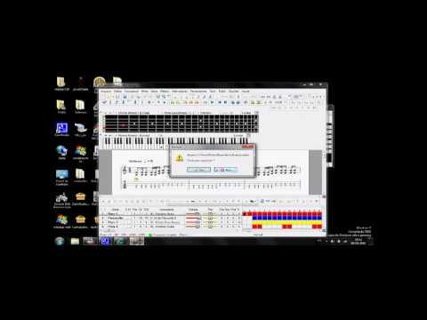 Como Transformar Musica Midi Do Guitar Pro Para Mp3 (MIDI To MP3)