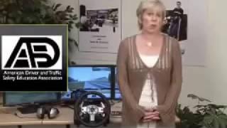 Virtual Driving Training Simulator