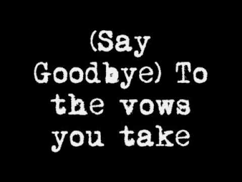 To The End - My Chemical Romance (Karaoke Version)