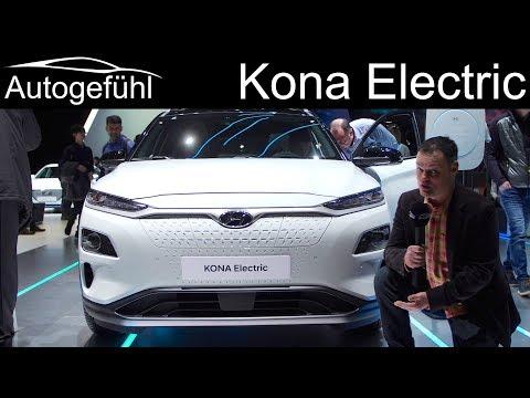 Hyundai Kona Electric REVIEW (Kauai)  - Autogefühl