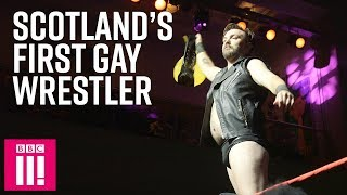 Scotland's First Openly Gay Wrestler: Christopher Saynt