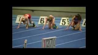 1. Hallensportfest Hannover 2013 - 60m WJ U20 - 3. Vorlauf