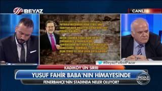 (T) Beyaz Futbol 15 Mart 2015 Tek Parça - Beyaz TV