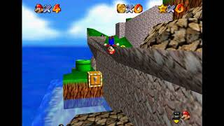 Super Mario 64 (TAS) - 2018 Competition Task 1 - My Entry
