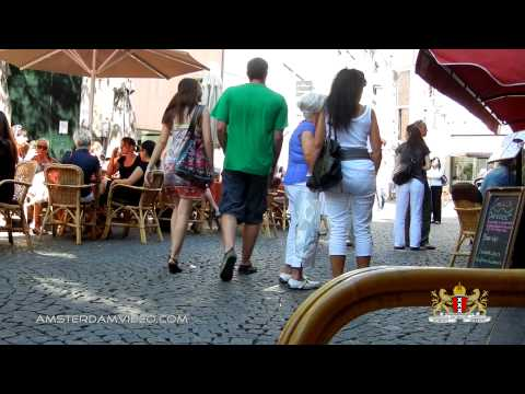 Sunny Maastricht City Walk (8.20.11 - Day 415 part 2) Carnager Daily VLOG