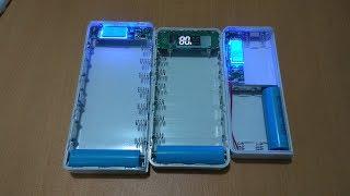 [Ban MD] Box sạc dự phòng cao cấp 4 sell đến 8 sell MH LCD