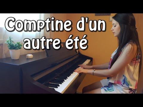 Yann Tiersen - Comptine d'un autre été (Large Version) | Piano Cover + Sheet music
